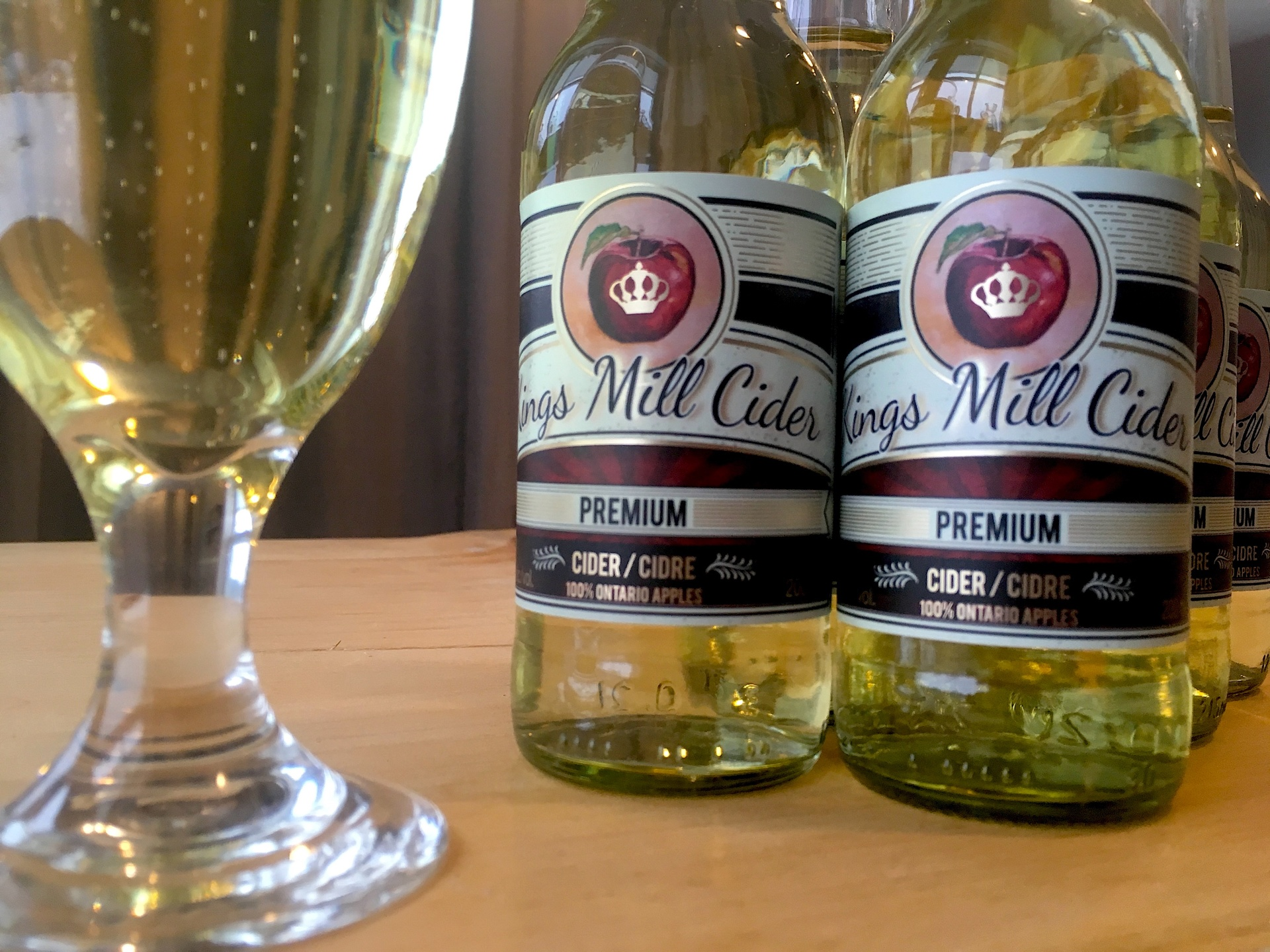 Premium Kings Mill Cider - Ontario Craft Cider